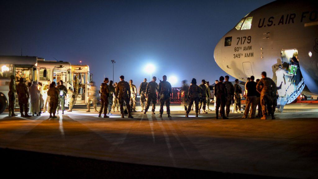 Netherlands ends evacuations in Afghanistan