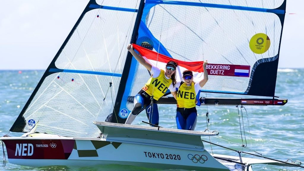 Netherlands equals medal count from Rio 2016 in Tokyo