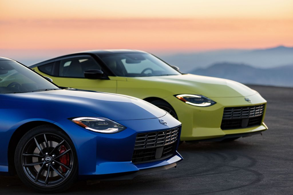 Nissan Z: This is the production version!