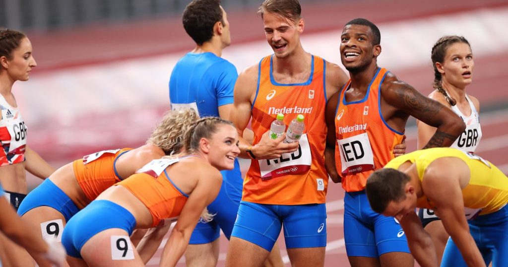 No response yet to protest over US participation in 4x400m final    sports