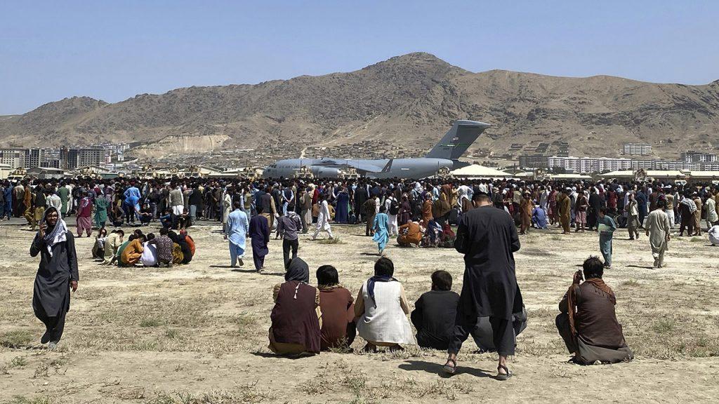 Qatari FM discusses ongoing evacuation in Afghanistan