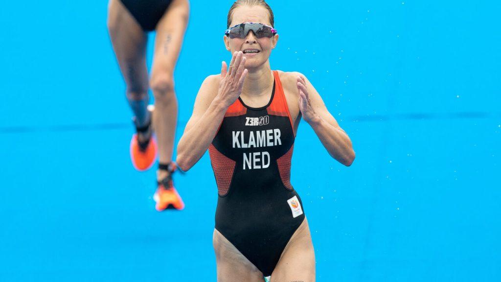 Rachel Clammer, Triathlon: I had already signed for 2nd and 4th