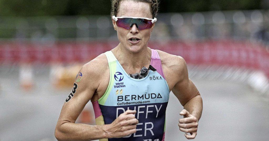 Rachel Clammer takes fourth place in Bermuda's historic triathlon gold |  sports