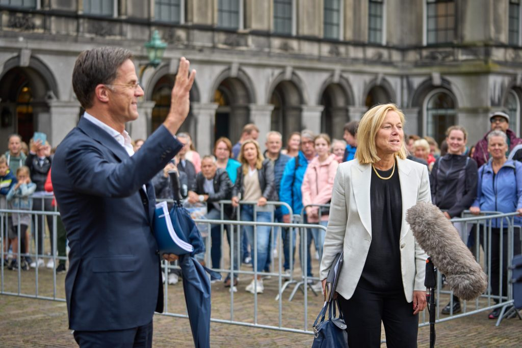Root and Kaag discuss merger of PvdA and GroenLinks political groups