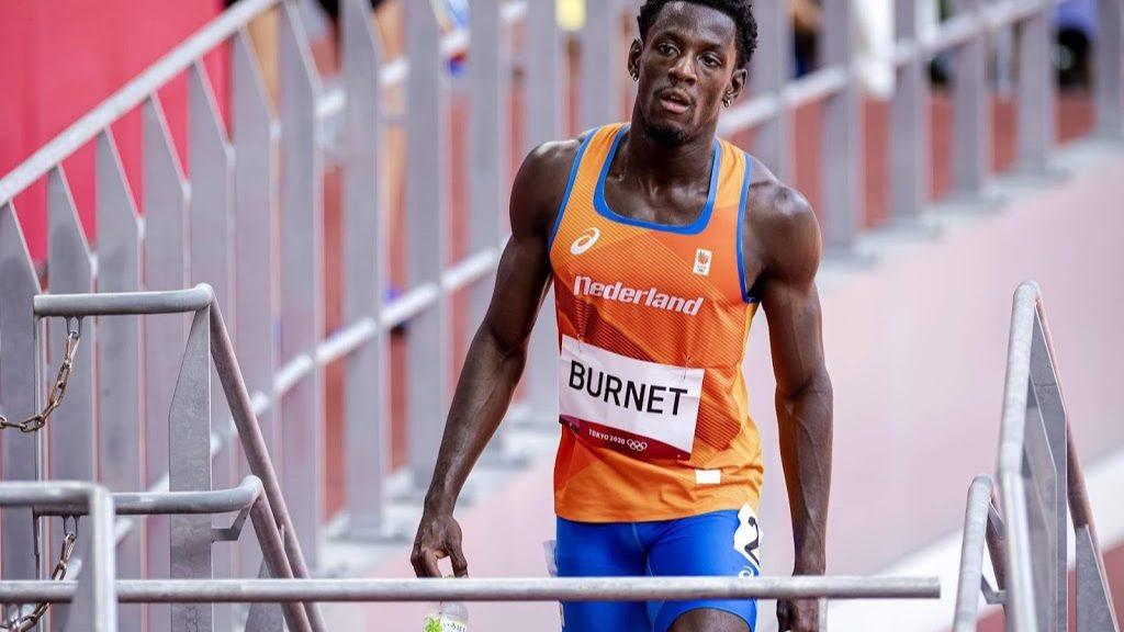 Sprinter Burnett will not reach 200 meters in Tokyo Games