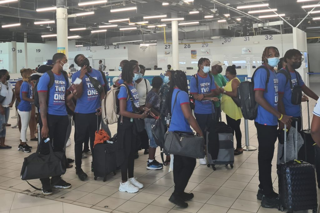 The Daily Herald - 27 students leave for Holland on Monday