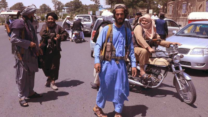 The United States begins evacuating embassy staff in Kabul, and the Taliban is progressing further