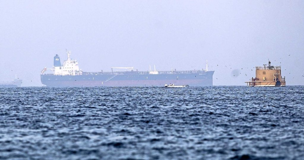 The mystery surrounding 'hijacked' and 'rudderless' tankers in the Gulf of Oman    abroad