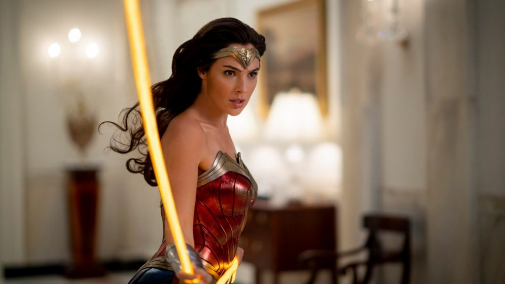 The release of HBO Max's Wonder Woman 1984 was very sad