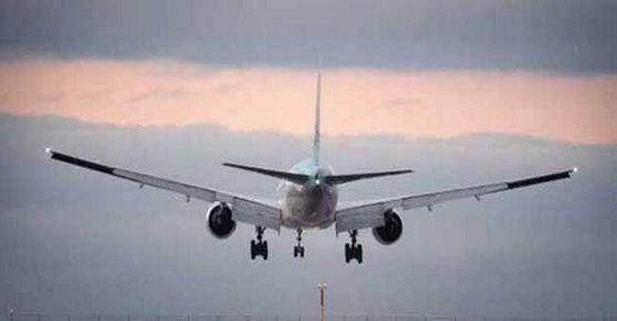 The suspension of international flights has been extended until September 30
