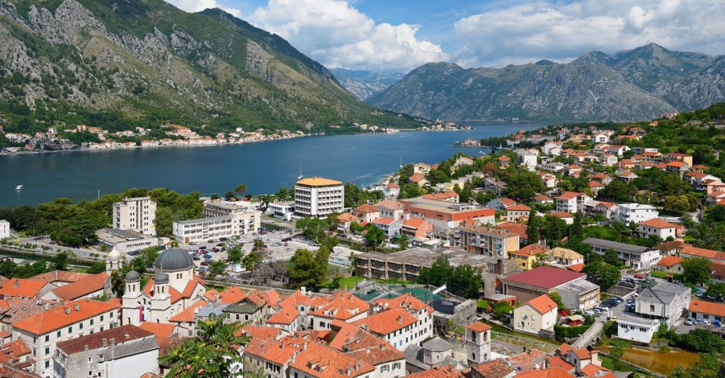 The two EU candidate countries, Montenegro and Macedonia, sell dozens of passports