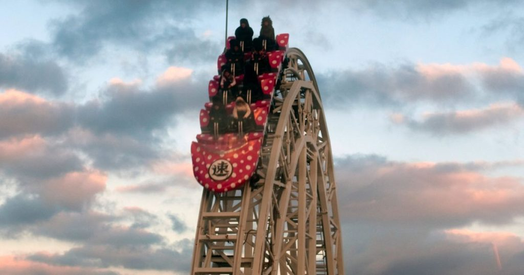 The world's fastest roller coaster shuts down after broken bones    Abroad