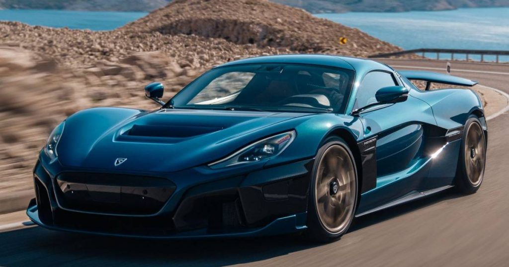 This is the fastest production car in the world |  the cars