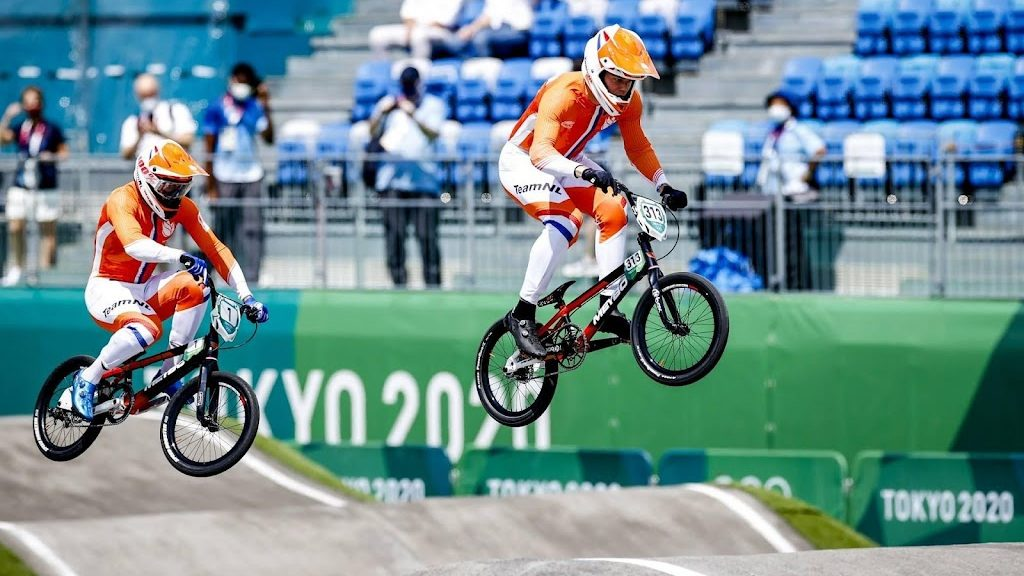 This will happen soon in Tokyo: The BMX and Athletics Championships are on fire
