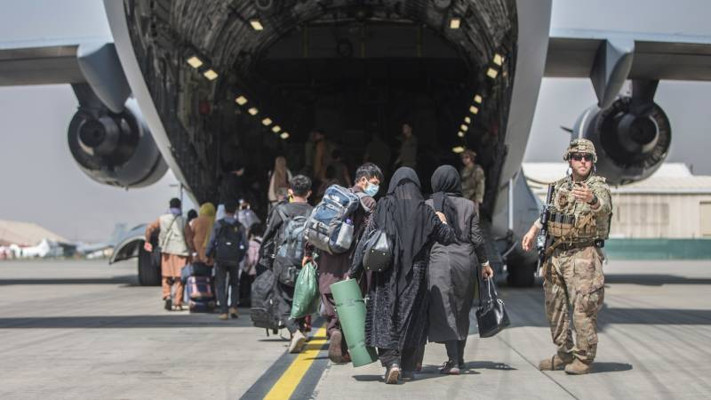 Time is running out to evacuate Afghans as the US grapples with leaving