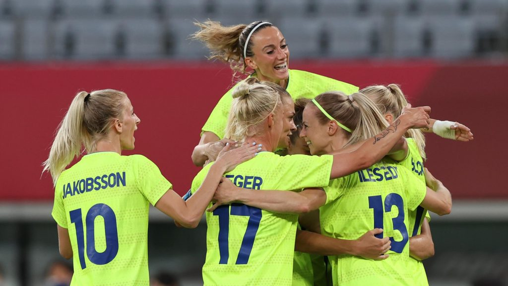 Tokyo 2020    A big surprise in women's football: America, the top candidate against Sweden