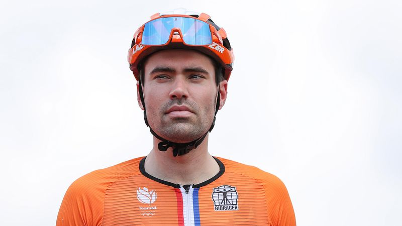 Tokyo |  Why does only one Dutchman participate in the time trial?  This is correct!