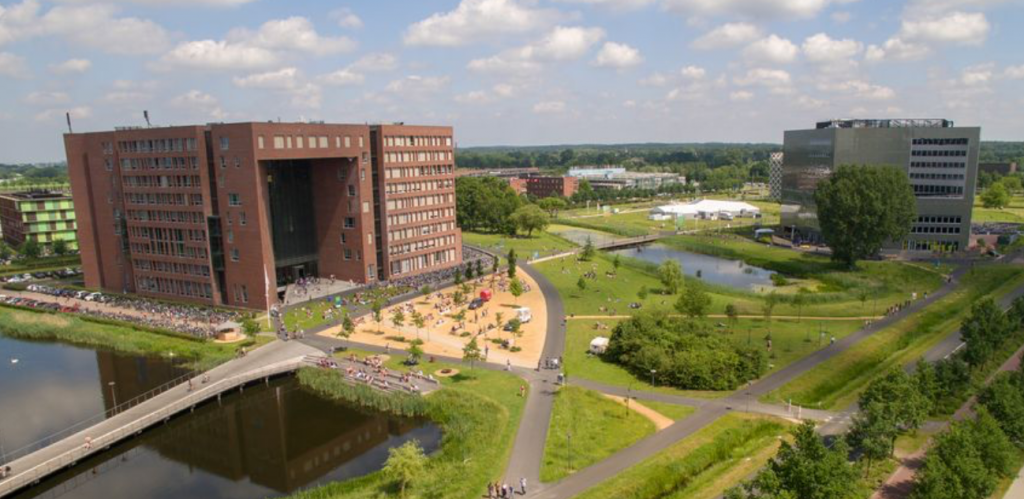 Wageningen University is the best in agricultural sciences