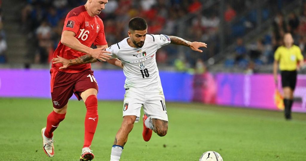 European champion Italy falters again.  Big victories for Germany, Belgium and Spain |  foreign football
