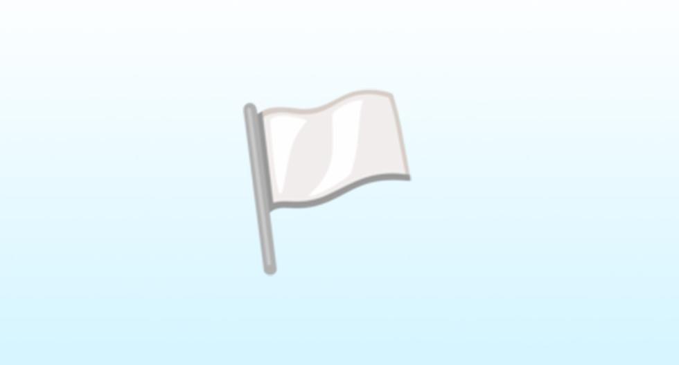 WhatsApp |  Does the white flag emoji mean |  white flag |  Meaning |  feelings |  Applications |  Smartphone |  nda |  nnni |  SPORTS-PLAY