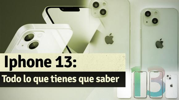iPhone 13: features and all the details of the new Apple cell phone