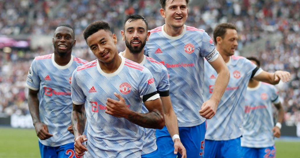 Manchester United escape from West Ham and Chelsea in the lead after beating Tottenham |  foreign football