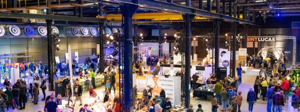 Eindhoven Maker Faire: Celebrate the Curious