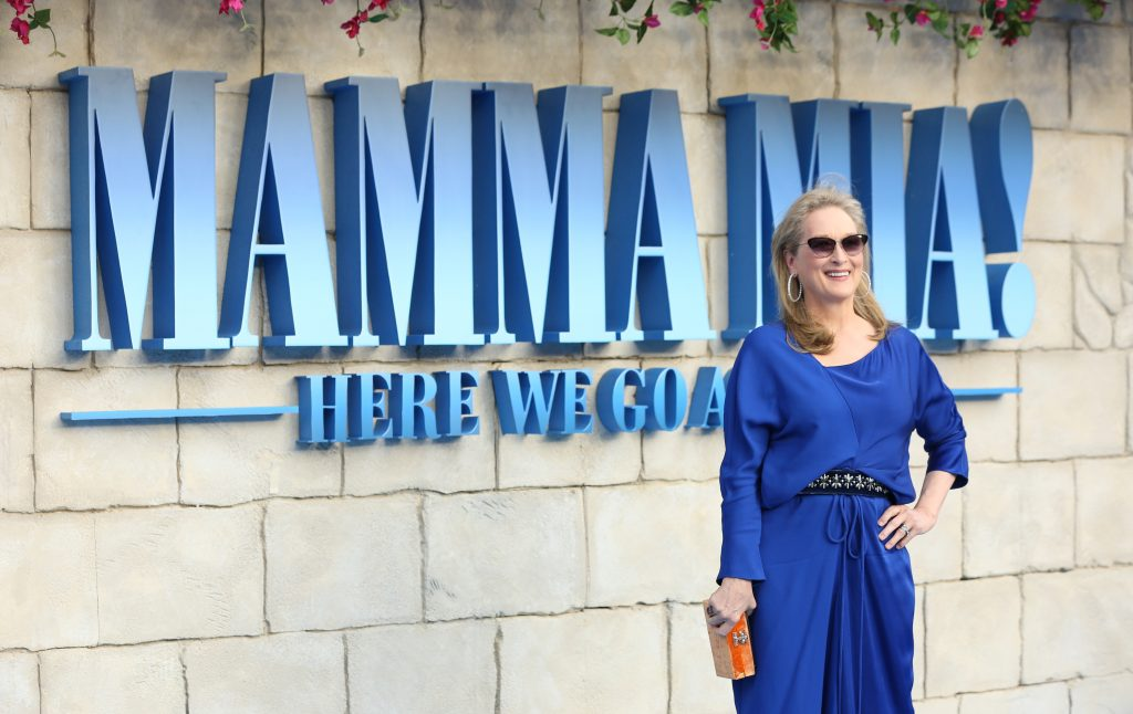 Mamma Mia 2 is coming to Netflix