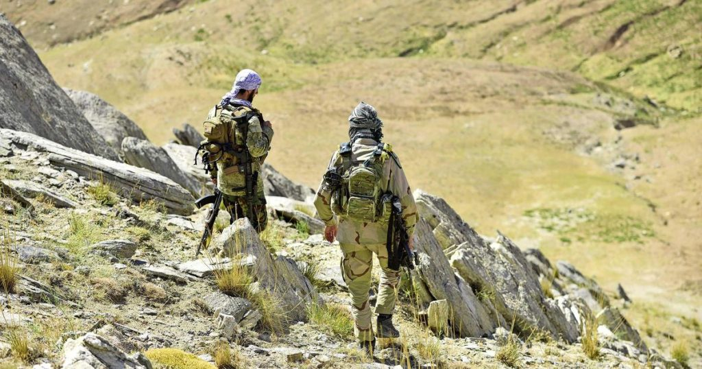 Afghans in the Panjshir Valley continue to oppose the Taliban: Both sides claim success |  Abroad
