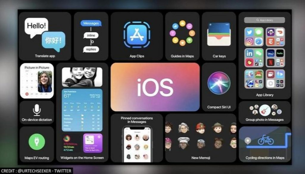 Apple's new iOS 15 update!  See how to restore iOS 14 on iPhone and iPad