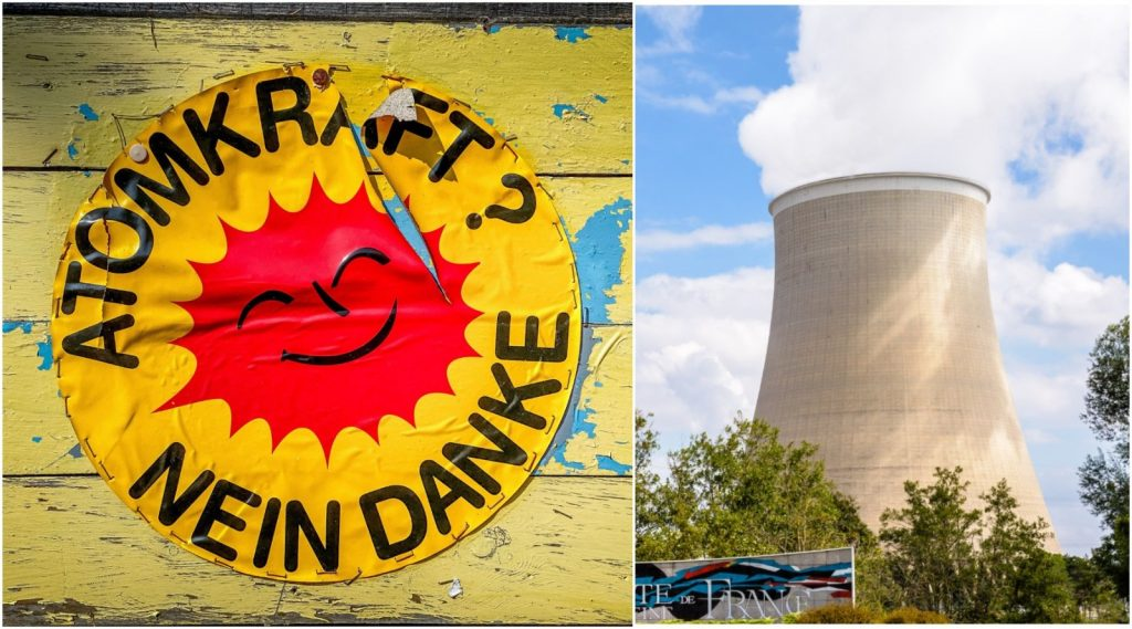 Can Europe go green without nuclear power?