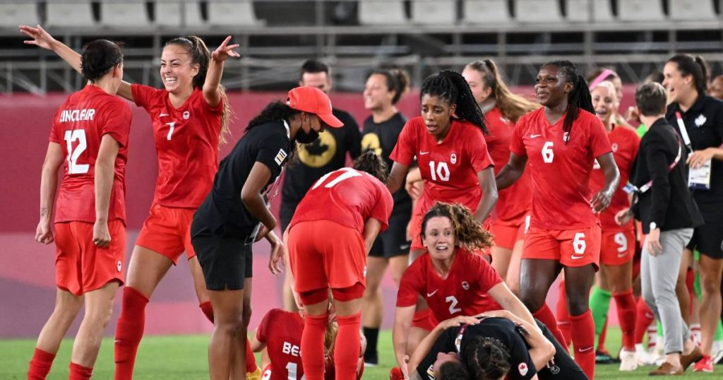 Canada defeats the United States with a fine penalty and goes to the Olympic final: 'difficult to digest' |  Olympic Games |  July 23 - August 8