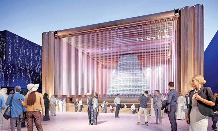 De Innovative Netherlands Tour at Expo 2020 Dubai