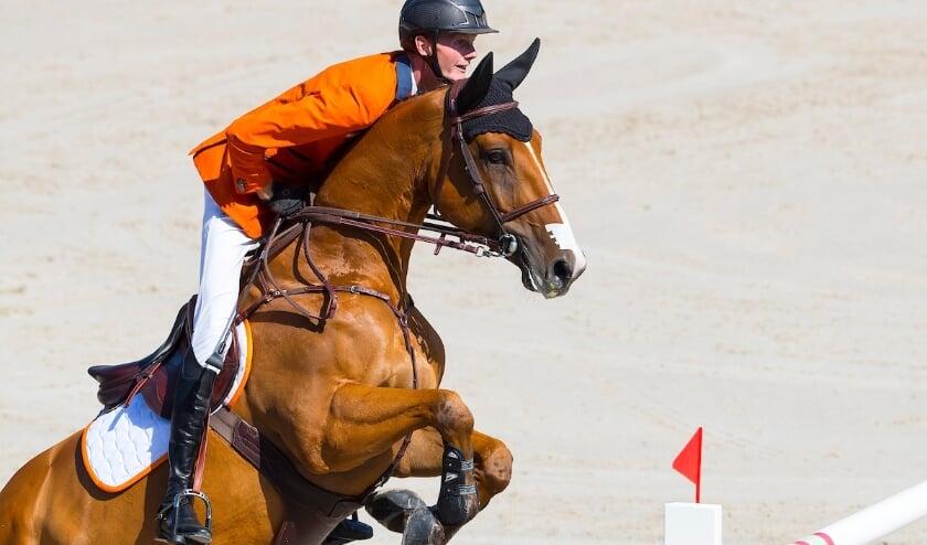 EC Jumping l Frank Schuttert Best Dutchman in Opening Trial