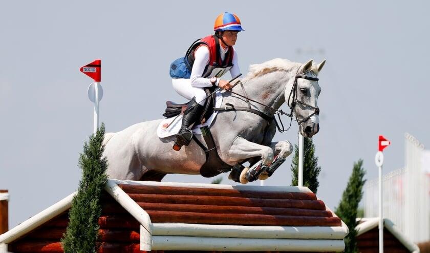 European Championship: A clear cross by Jeannick Bonzader
