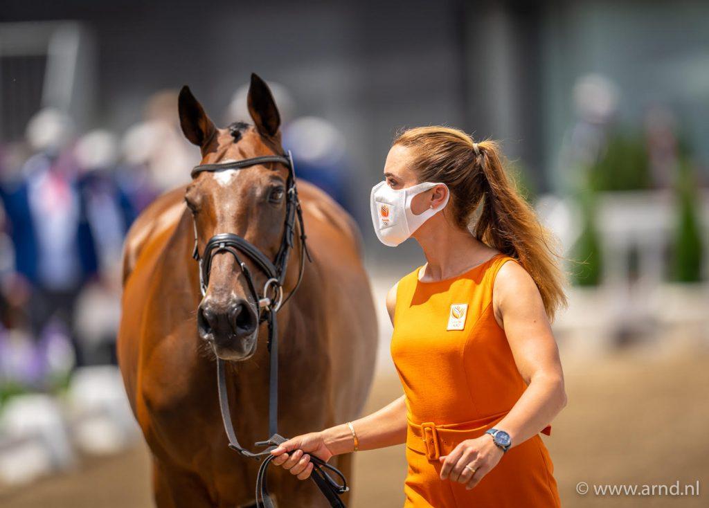 European Championships Horseracing: Dutch horses run smoothly through veterinary examination