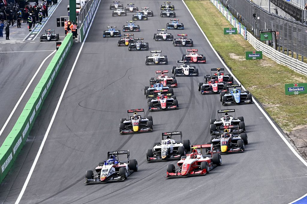 F3 is not for the United States after all, the final round moved to Sochi