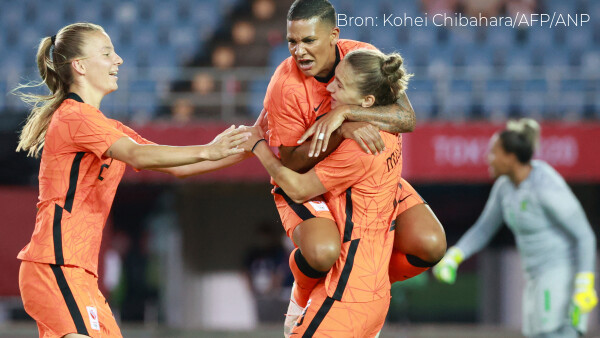 Football: Netherlands - USA live on TV and online (Olympic Games)
