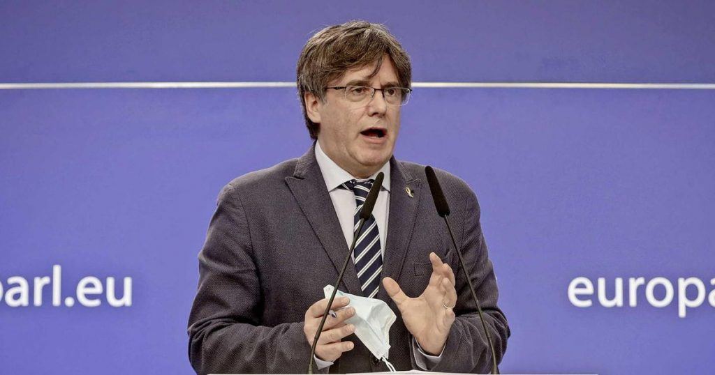 Former Catalan leader Puigdemont arrested in Sardinia |  Abroad