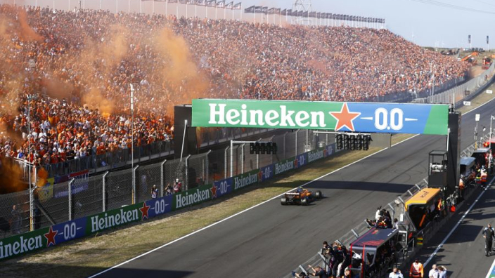 Formule 1 onthult voorlopige kalender voor 2022-seizoen