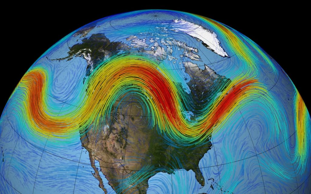 Global warming may shift the Arctic jet stream north, with dire consequences for Europe