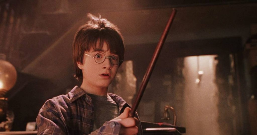 Harry Potter sells first edition of the Philosopher's Stone |  to watch