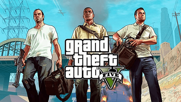 How to download the game Grand Theft Auto 5 grand theft auto 2021 and how to win and go to the last level