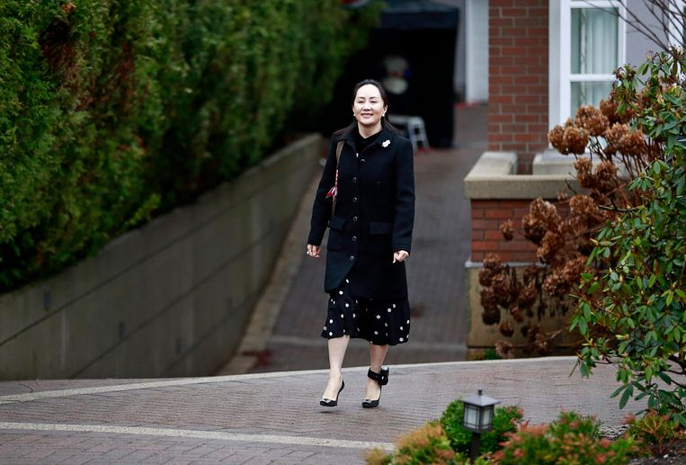 Huawei CEO Meng leaves Canada after an agreement with the United States, and China allows Canadian prisoners to leave
