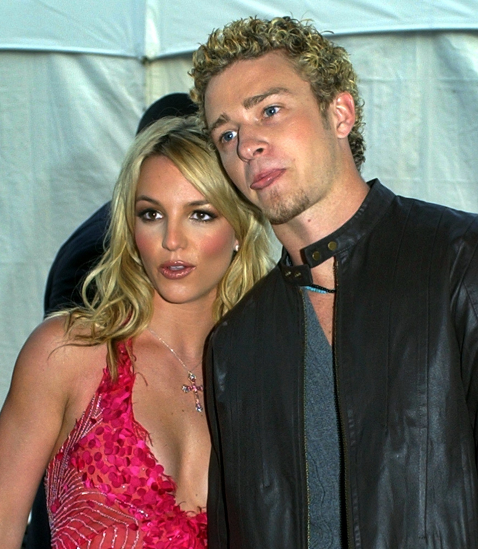 Justin Timberlake makes an excuse to Britney Spears and Janet Jackson...