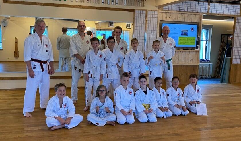 "Karate School Scherpenzeel begins an additional class for children: ""After the trial lesson, Dean was immediately sold out""    Scherpenzeelse newspaper"
