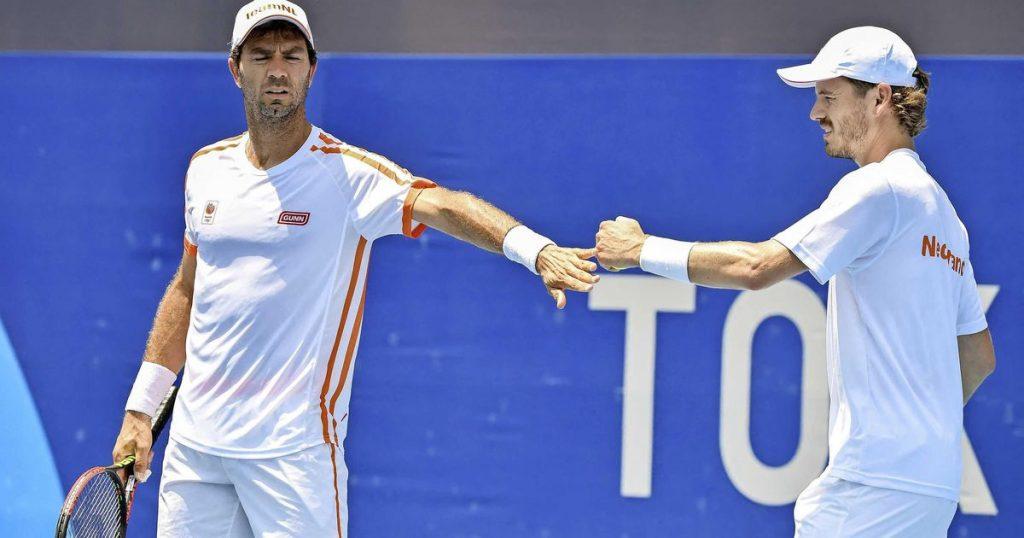 Kohlhoff and Roger to the third round of the US Open Tag Team Championship;  Djokovic defeats Nishikori    Tennis