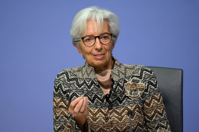 Lagarde (ECB): 'Potential Evergrande bankruptcy limits risks to the eurozone'