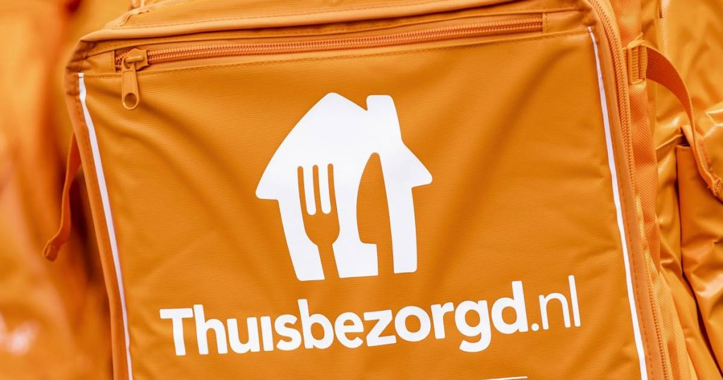 Outrage over malfunction of Thuisbezorgd.nl, an order website that promises compensation |  interior