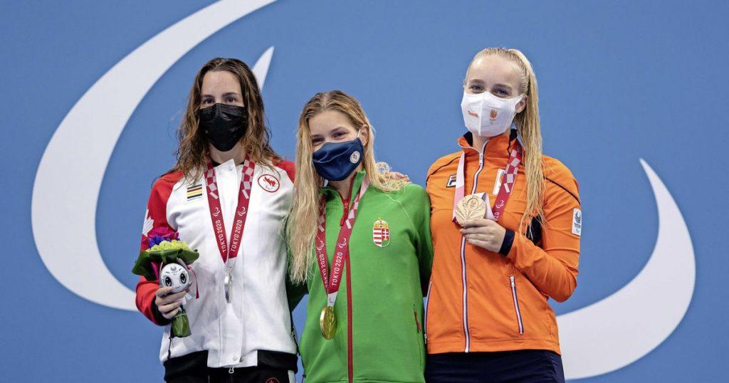 Paralympics: Lisa Krueger's third medal |  sports